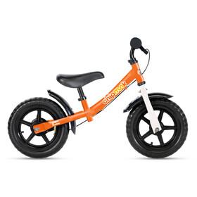 "RoyalBaby ChipMunk Steel Balance Bike 12"" Kids, orange"